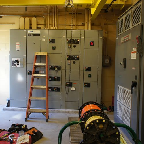 pumping station electrical contractor